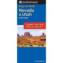 Easy Finder Map Nevada/Utah