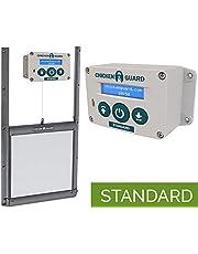 Kit Porte verrouillable et Portier Automatique ChickenGuard Standard FR poulailler