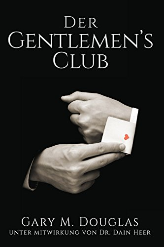 Der Gentlemen's Club - German  [Douglas, Gary M.] (Tapa Blanda)