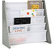 Humble Crew WO593 Kids Book Rack Storage Bookshelf