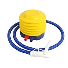 MonkeyJack Foot Air Pump Inflator Swimming Ring Balloon Yoga Ball Inflatable Pops Accss