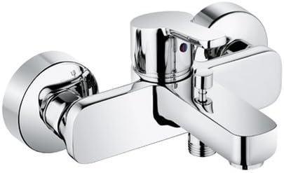 KLUDI Logo Neo Wannen und Brause Einhandmischer Armatur chrom 376810575