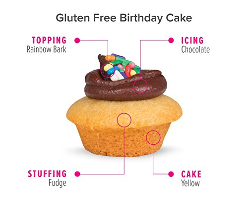 Baked by Melissa Cupcakes The OMGF (Oh My Gluten Free) - Assorted Bite-Size Cupcakes, 50 Count by Baked by Melissa (Image #7)