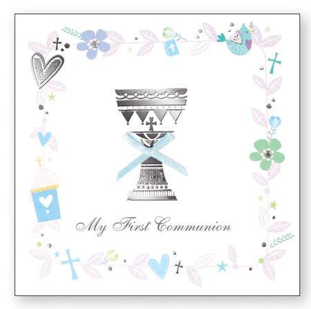 First Holy Card 27482 - Tarjeta de felicitación para ...