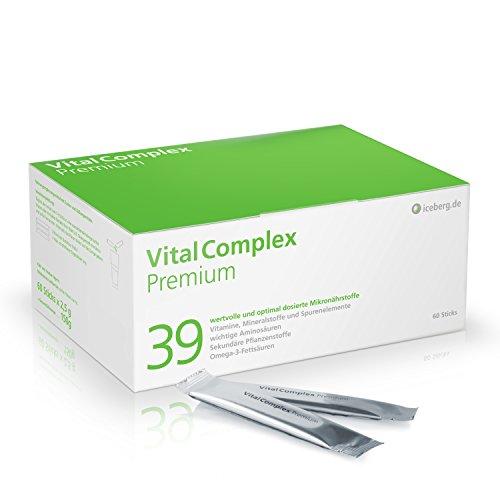 VitalComplex Premium - Mikronährstoffe und Innenohr