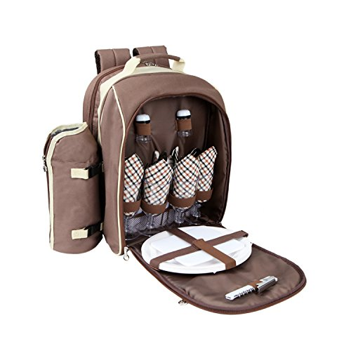 picnic-backpack-bag-with-cooler-compartment-detachable-bottle-wine-holderplates-and-cutlery-set-perf