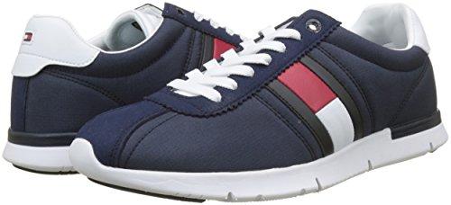 Sneakers Retro Tommy Tommy Hilfiger Blue Blue Hilfiger Mens XztBqq