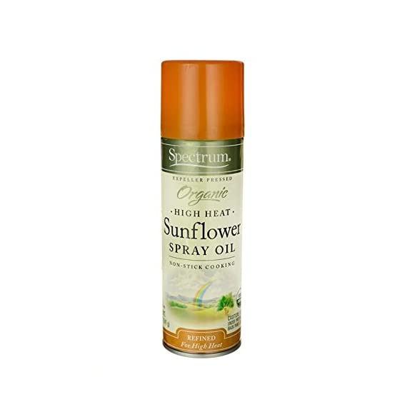 Spectrum Naturals, Oil Sunflower Spray Organic, 5 Ounce 1 Spectrum Essentials Organic, Non-GMO Spectrum is proud to be a 2019 Whole Planet Foundation $50,000 Fund Member donating funds to support microentrepreneurs, primarily women, internationally and domestically to alleviate global poverty.