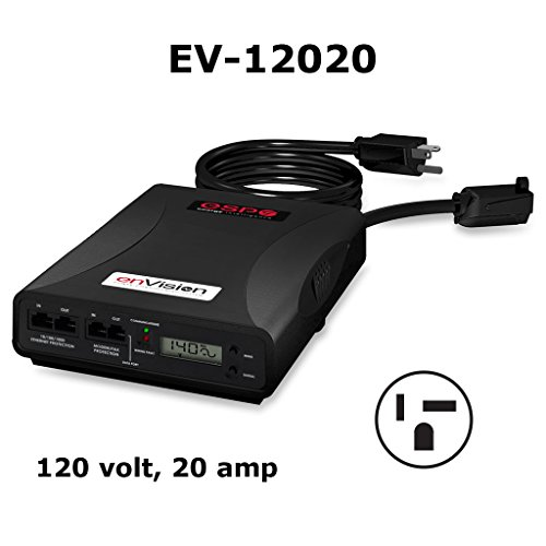 ESP enVision Surge Protector/Noise Filter/Power Monitor - EV-12020 - 120 Volt, 20 Amp by ESP (Image #7)