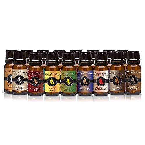 - Bakery Set - Set of 16 Premium Fragrance Oils - Eternal Essence