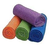 Alcateny(TM) cómoda manta de yoga antideslizante (4 colores)
