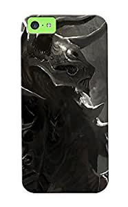E5b6b4f5387 Artwork Guild Wars 2 Awesome High Quality Iphone 5c Case Skin/perfect Gift For Christmas Day