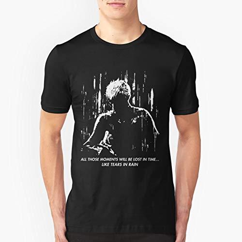 Blade Runner Like Tears in Rain Slim Fit TShirtT shirt Hoodie for Men, Women Unisex Full Size.