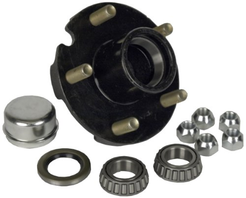 "Martin Wheel (H-545UHI-B) 5-Bolt Hub Repair Kit for 1-3/8"" to 1-1/16"" Axle"