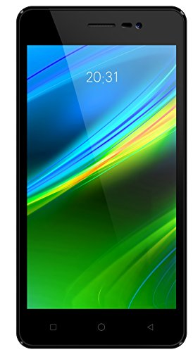 Karbonn K9 Smart 4G  Black Sandstone, 8 GB