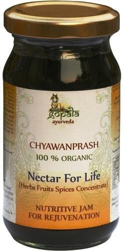 Chyawanprash - 100% Usda Certified Organic - 500gm (Best Fruits For Liver Cirrhosis)