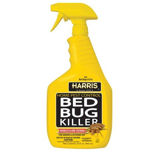 Harris Bed Bug Killer, 32oz Spray
