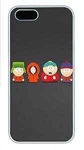 For LG G3 Phone Case Cover South Park PC Custom For LG G3 Phone Case Cover White