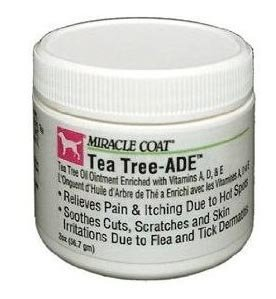 Miracle Coat Tea Tree Skin and Coat for Dogs – Ade Ointment, My Pet Supplies