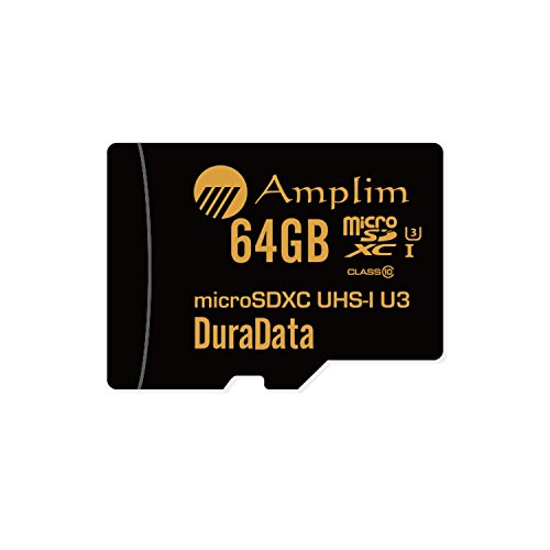 Amplim 64GB Micro SD SDXC V30 A1 Memory Card Plus Adapter Pack (Class 10 U3 UHS-I MicroSD XC Extreme Pro) 64 GB Ultra High Speed 667X 100MB/s UHS-1 TF MicroSDXC 4K Flash - Cell Phone, Drone, Camera by Amplim (Image #5)
