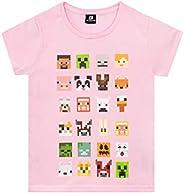 Minecraft Girls' Minecraft T-S