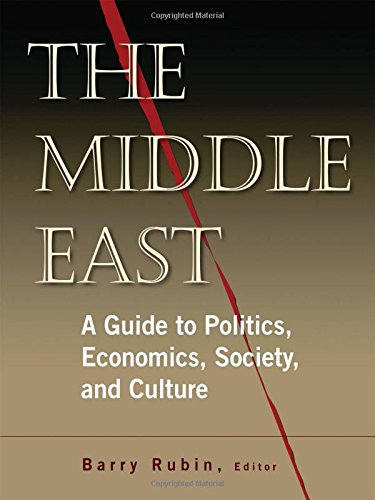 The Middle East: A Guide to Politics, Economics, Society, and Culture ( Two Volume Set) by Routledge