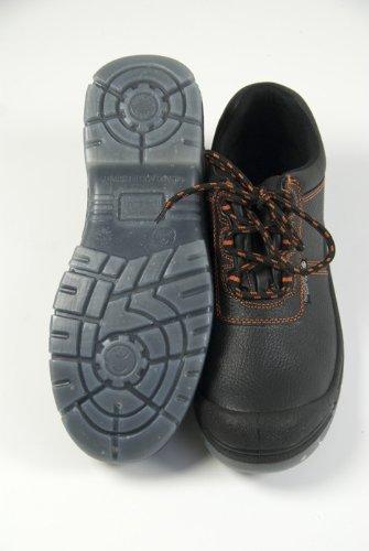 Terratrend , Chaussures de sécurité pour homme Noir Noir