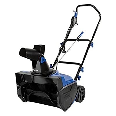 Snow Joe SJ617E 18-Inch 12 Amp Motor Electric Single Stage Snow Thrower