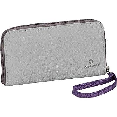 Eagle Creek Women's RFID Wristlet Wallet- Mid Zipper Pocket and Card Organizer