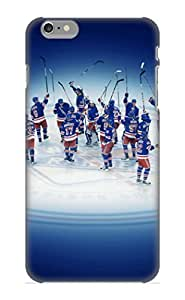 TYH - Ellent Iphone 5/5s Case Tpu Cover Back Skin Protector New York Islanders Hd For Lovers phone case