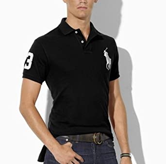 Ralph Lauren Big Pony Polo Shirt / Mens T-Shirt Top - Available in wide