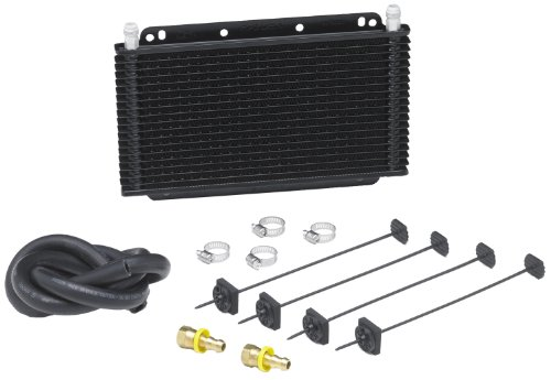 (Hayden Automotive 687 Rapid-Cool Plate and Fin Transmission Cooler)