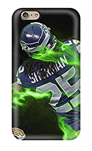 Hot NMkZMSH5466nfvho Seattleeahawks Tpu Case Cover Compatible With Iphone 6(3D PC Soft Case)