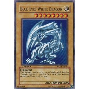 Yugioh Card Game Duelist Pack Kaiba Single Card Blue Eyes