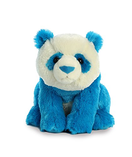 tion Nation Panda, Blue, Medium (Blue Panda)