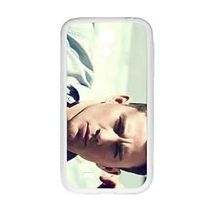 Cool painting Channing Tatum Cell Phone Case for Samsung Galaxy S4 wangjiang maoyi