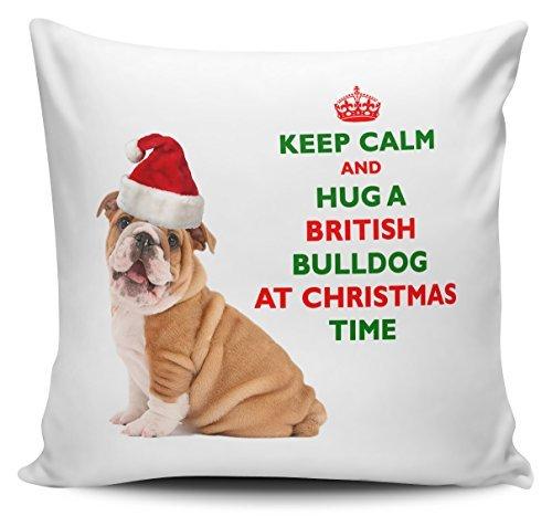 pottery barn bulldog pillow - 3