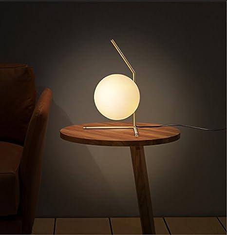 BENJUNLámpara de mesa minimalista moderna de la lámpara de ...