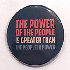 2018 Womens March 1.75 inchPrevent Truth Decay pinback button