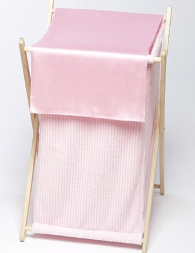 Sweet Jojo Designs Baby and Kids Clothes Laundry Hamper - Pi