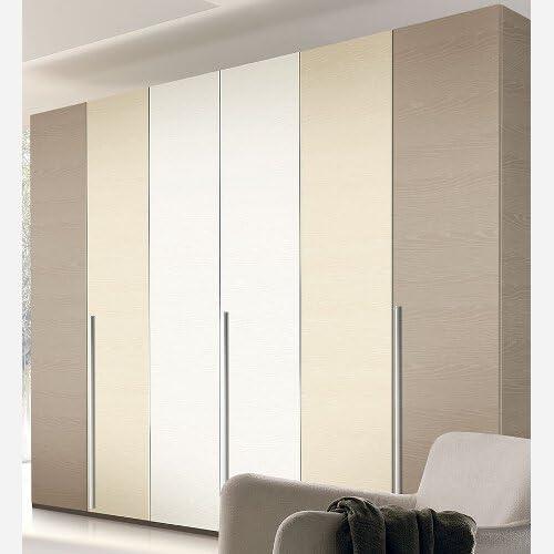 Desconocido Armario 6 Puertas 247 x 272 x 59 mazos Moderno Valentini Camera Cama Art. va759: Amazon.es: Hogar