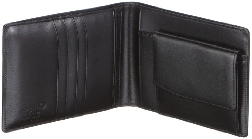 Montblanc 6179 Meisterstück Wallet 4cc with ID Card Holder