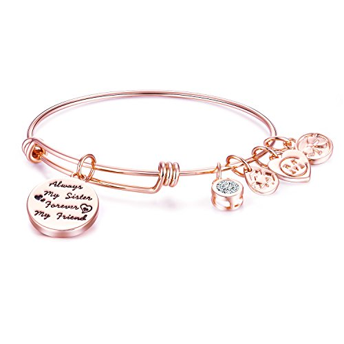 Charmire Womens Engraved Message