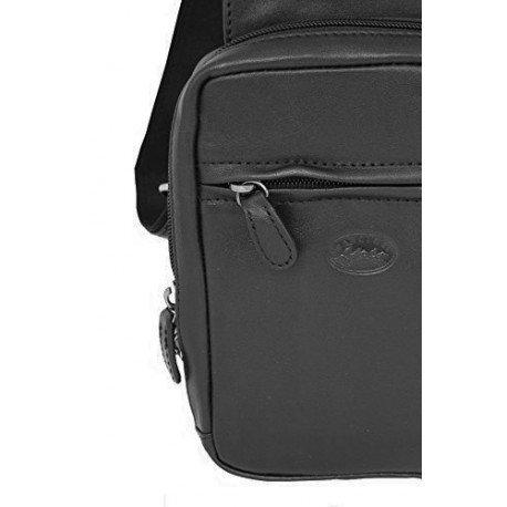 Charmoni - Bolso mochila  para mujer negro