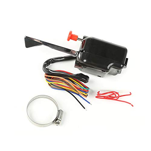 - Omix-ADA 17232.03 Black Turn Signal Switch