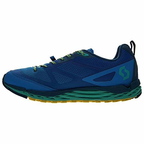 Scott 2016 Womens T2 Kinabalu 3.0 Trail Running Shoes - Blue/Green - 242019 Blue/Green h8Gpt