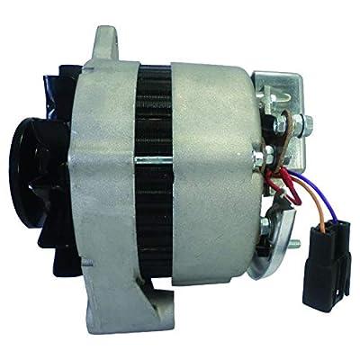 New Alternator For John Deere 135 152 180 202 300 362 400 404 500 EA-135 AR15009 AR38429 AR38458 AR40257 AR40420 AR41592 AR42110 AR43632 AR47937: Automotive