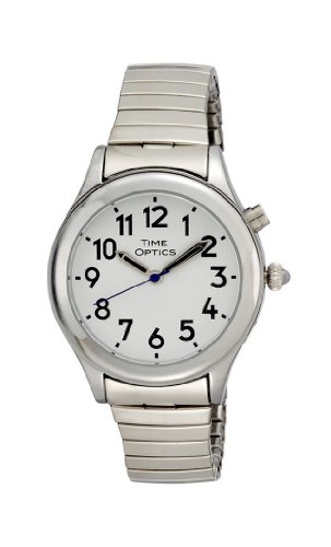 timeoptics-womens-talking-silver-tone-day-date-alarm-expansion-bracelet-watch