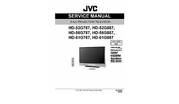 jvc hd 61g887 manual browse manual guides u2022 rh trufflefries co jvc d series tv owner's manual JVC D Series Functions