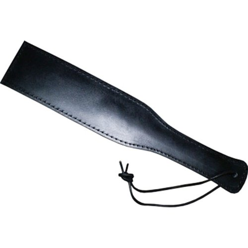 16'' Leather Fantasy Spanking Paddle | Short Spanker Paddle | by Sade Fantasy by Sade Fantasy